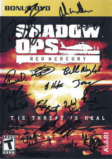 shadow ops signed